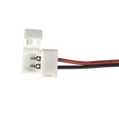 Коннектор для одноцветной светодиодной ленты 3528, 2835 гибкий односторонний (10 шт.) a035394 Elektrostandard