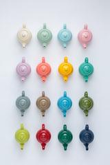 Чайник заварочный Matt Glaze 450 мл синий P&K P_0056.727