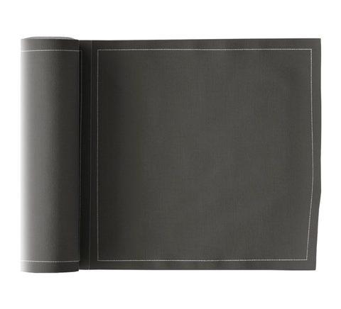 Салфетки в рулоне 20х20см (25шт) My Drap Anthracite Grey SA21/305-1