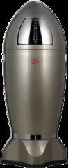 Ведро для мусора с заслонкой 35л Wesco Spaceboy 138631-03