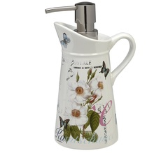 Дозатор для жидкого мыла Creative Bath Botanical Dairy BTL59MULT