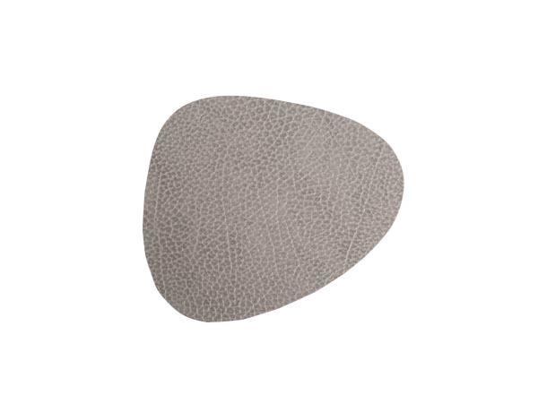 Подстаканник фигурный 11x13 см LindDNA Hippo anthracite-grey 98863