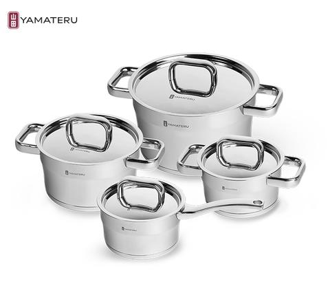 Набор посуды 8 предметов Yamateru Hoshi YHOSET8