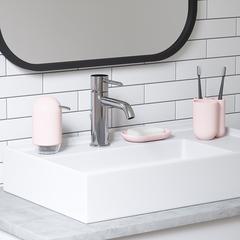 Диспенсер для мыла Touch розовый Umbra 023273-1190