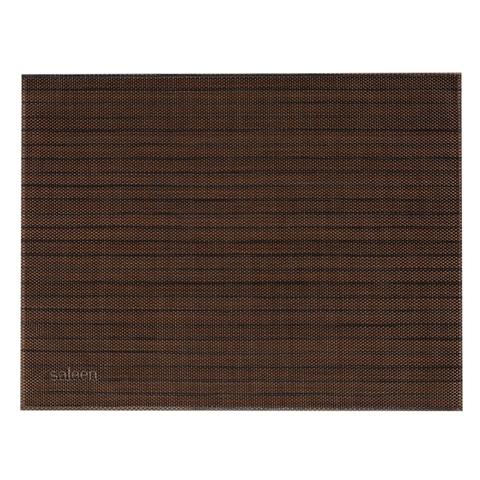 Салфетка подстановочная, 42х32 см, цвет коричневый / черный, Uni Westmark Saleen арт. 012100 061 01