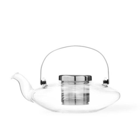 Чайник заварочный плоский с ситечком Infusion™ 580 мл Viva Scandinavia V70500
