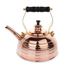 Чайник для плиты 1,7л (газ и электро) эдвардианской ручной работы RICHMOND Beehive арт. RICHMOND NO.8