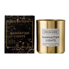 Свеча ароматическая Mise En Scene Manhattan lights 50 ч Ambientair VV050AQMS