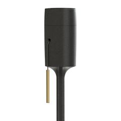 Торшер Champagne black (Д- 38, В-140 cm) 1,5 m. PVC провод с вилкой Umage 4036
