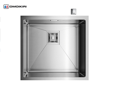 Кухонная мойка из нержавеющей стали OMOIKIRI Taki-44-U (4993044)