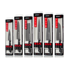 Комплект из 6 кухонных ножей Samura Shadow 223631106