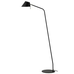 Лампа напольная Office, D18 см, черная матовая Frandsen 330265011