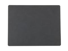 Подстановочная салфетка прямоугольная 35x45 см LindDNA Nupo anthracite 981169