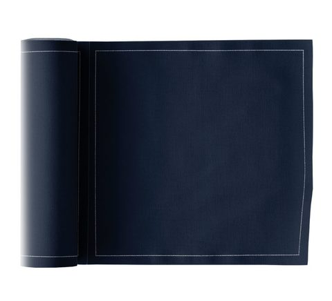 Салфетки в рулоне 20х20см (25шт) My Drap Petrol Blue SA21/409-1