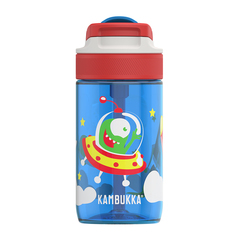 Бутылка для воды Lagoon 400 мл Happy Alien Kambukka 11-04018