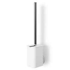 Ёршик туалетный Flex белый Umbra 1014460-660