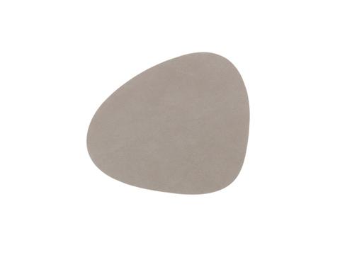 Подстаканник фигурный11x13 см LindDNA Nupo light grey 981182