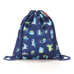 Мешок детский Mysac abc friends blue Reisenthel IC4066