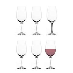Набор из 6 бокалов для вина 500мл Stolzle UniversalFlare