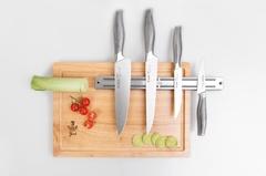 Набор из 4 ножей, разделочной доски и магнитной планки Taller Йорк TR-2002