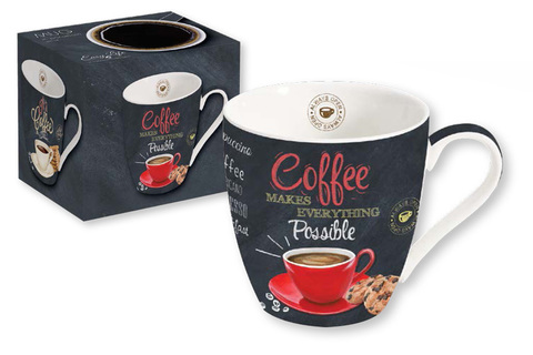 Кружка Coffee Easy Life AL-46688