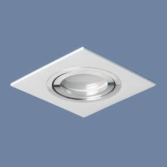 Встраиваемый точечный светильник 1051/1 WH белый Elektrostandard