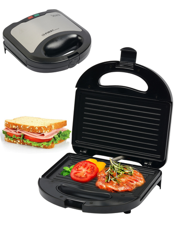 Сэндвичница FIRST FA-5337-3 Black