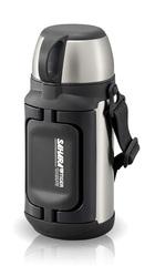 Термос универсальный (для еды и напитков) Tiger MHK-A150 XC (1,49 литра) серебристый MHK-A150 XC