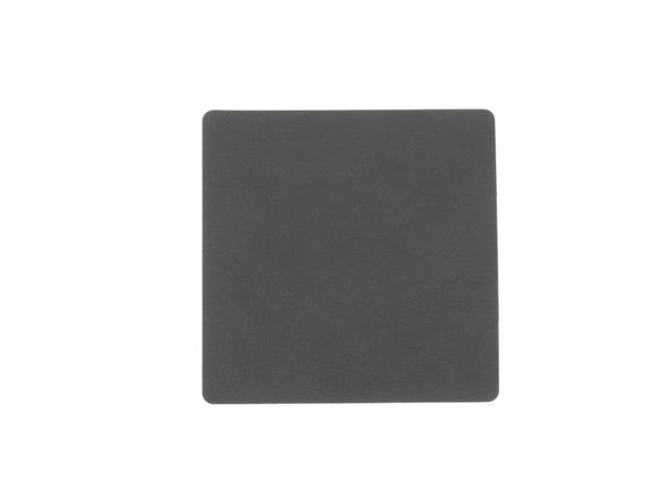 Подстаканник квадратный10x10 см LindDNA Nupo anthracite 981185