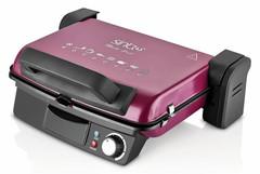 Электрогриль Sinbo, 2000 Вт, фиолетовый SSM 2539