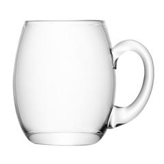 Кружка для пива высокая округлая Bar 500 мл LSA G1026-18-991