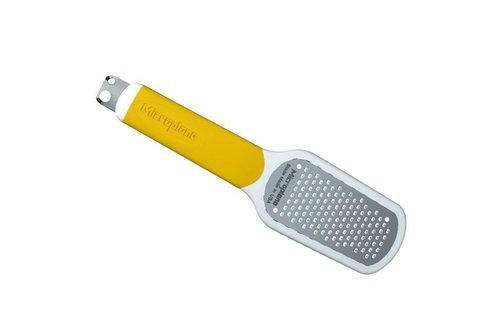 Терка Microplane Specialty для цедры, желтая 34620