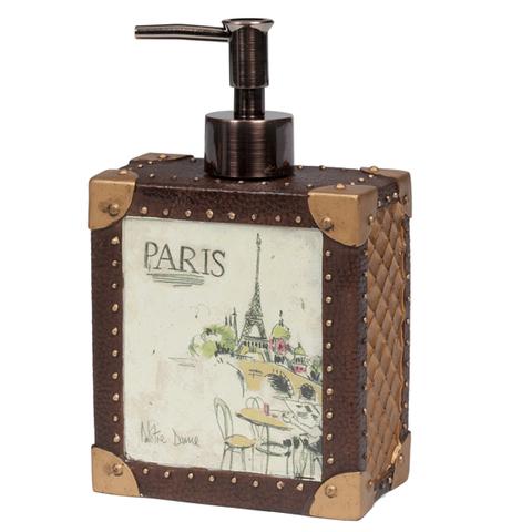 Дозатор для жидкого мыла Creative Bath I Love Paris ILP59MULT