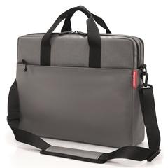 Сумка для ноутбука Workbag canvas grey Reisenthel US7050