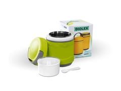 Термос-контейнер для пищи 1,2л Diolex  DXС-1200-2-G