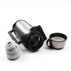 Термос универсальный (для еды и напитков) Tiger MHK-A120 XC (1,2 литра) серебристый MHK-A120 XC