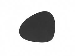 Подстаканник фигурный 11x13 см LindDNA Nupo black 981797