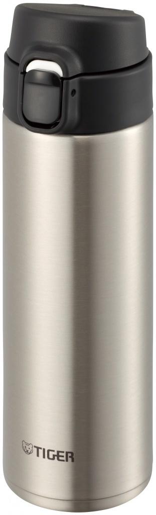 Термокружка Tiger MMY-A048 Clear Stainless (0,48 литра) стальная