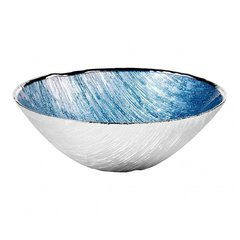 Салатник большой Granito Sky Blue 25 см Argenesi 1.752933