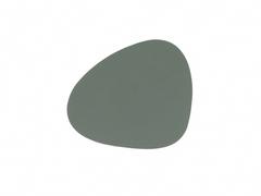 Подстаканник фигурный 11x13 см LindDNA Nupo pastel green 981799