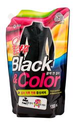 Жидкое средство для стирки Wool Shampoo ЧЕРНОЕ И ЦВЕТНОЕ 1300мл (запаска) 897676
