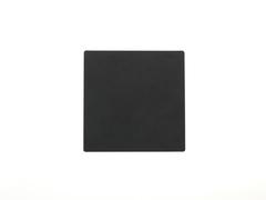 Подстаканник квадратный 10x10 см LindDNA Nupo black 981801