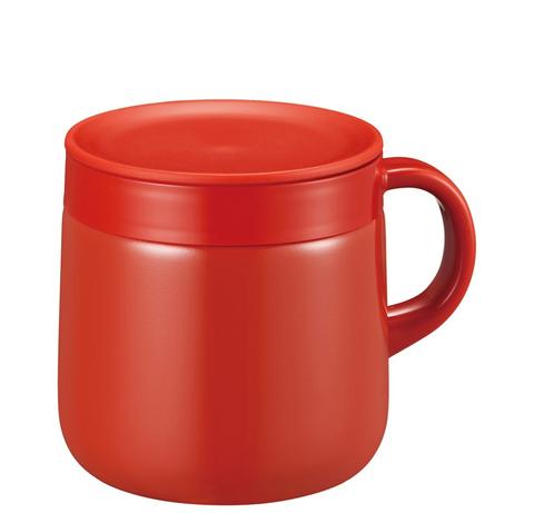 Термокружка Tiger MCI-A028 Cherry (0,28 литра), красная