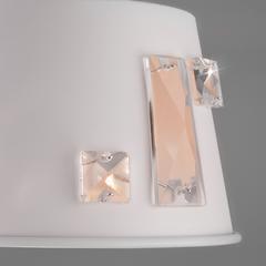 Потолочная люстра в стиле лофт Eurosvet Benna 70105/5 белый