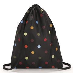 Рюкзак складной Mini maxi sacpack dots Reisenthel AU7009