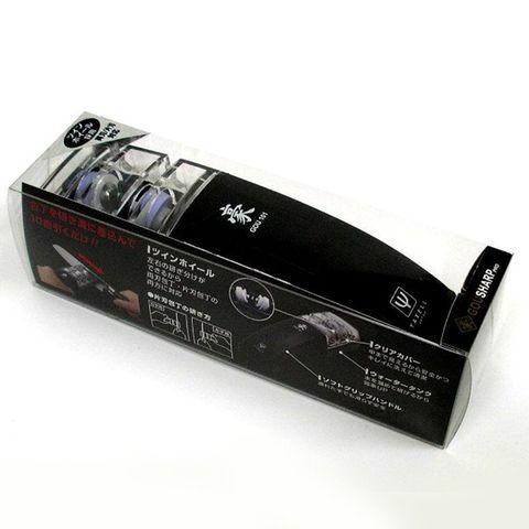 Точилка для ножей чёрная YAXELL GOU арт. YA37022