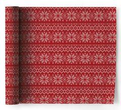Салфетки в рулоне 32х32см (6шт) My Drap Cotton Noel SA32N5/701-11