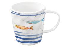 Кружка Морской берегв подарочной упаковке Easy Life AL-57362