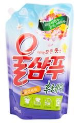 Жидкое средство для стирки Wool Shampoo СВЕЖЕСТЬ 1300мл (запаска) 879078