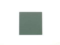 Подстаканник квадратный 10x10 см LindDNA Nupo pastel green 981803